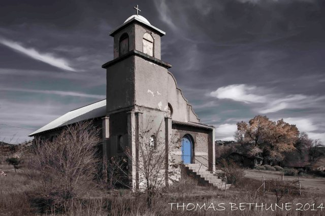 Lamy Church, NM-1