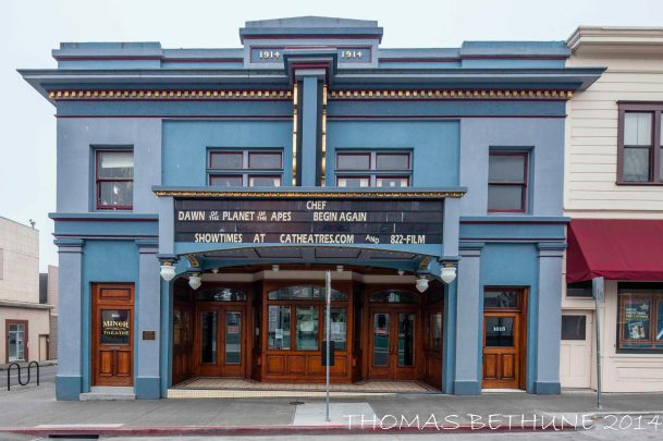 The Minor Theater, Arcata, July 2014-1