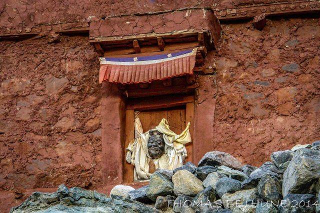 Diskit Gompa, Ladakh, 2008