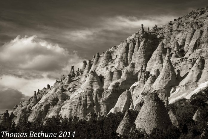 Hoodoo, Chimney Rock, New Mexico (13 of 1)