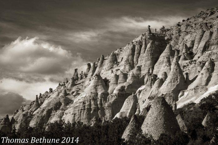 Hoodoo, Chimney Rock, New Mexico (13 of 1)