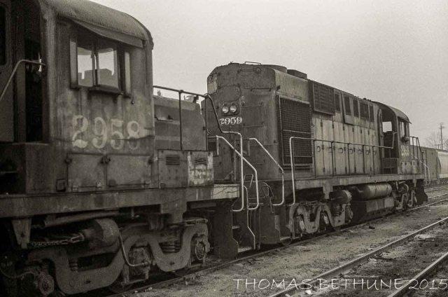 Dead Locomotives