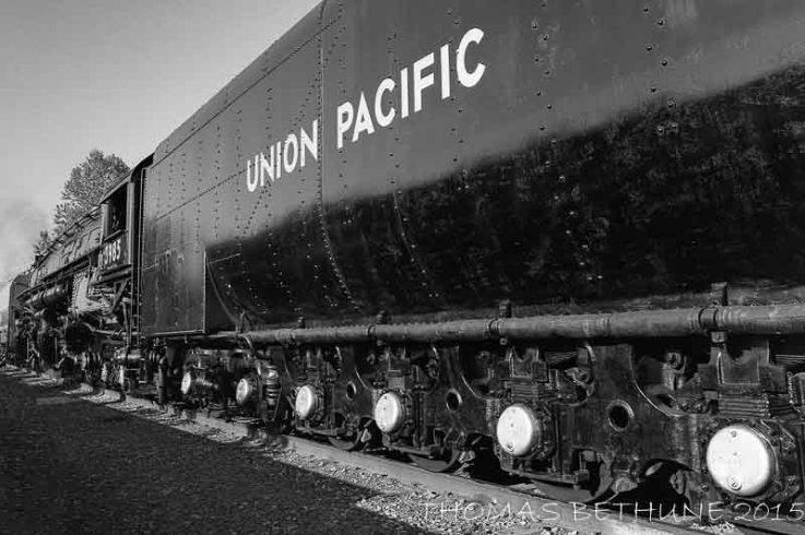 Railfair 1991 in Sacramento