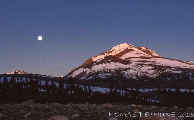 Mount Dunderberg 1978-1