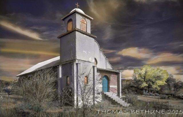 Church, Lamy, N.M. (1 of 1)