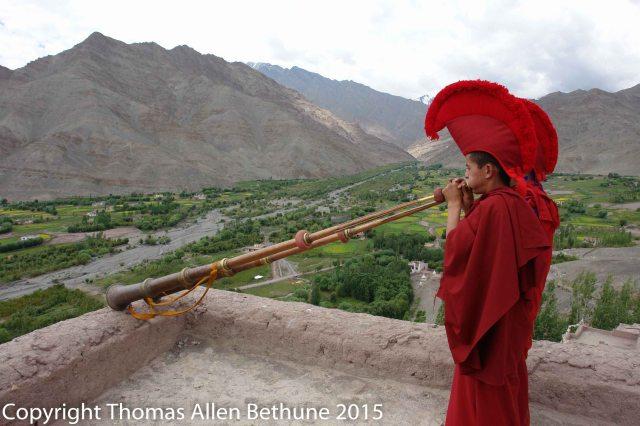 rinpoche at matho gompa-1-12