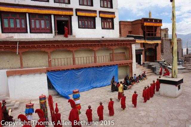 rinpoche at matho gompa-1-9