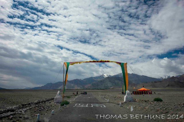 Th Road to Matho, Ladakh, 2008